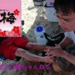 【足ツボ】Vol25ビーチで高血圧気味の男性の足つぼ。福岡足つぼとび梅ちゃんねる