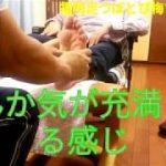 【足ツボ】Vol5こんな感じで揉んでますよ〜。福岡足つぼとび梅ちゃんねる